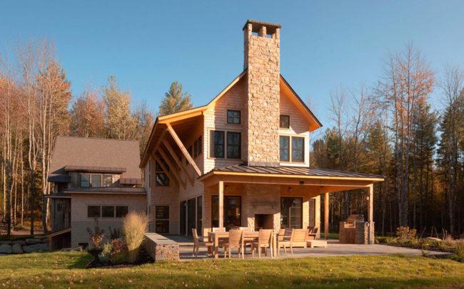 Ambler Design | Owls Head Residence