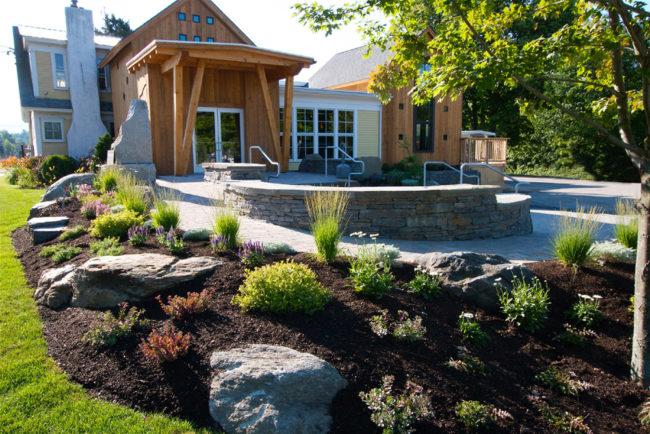 Piecasso Restaurant: Commercial – Ambler Design Stowe, Vermont