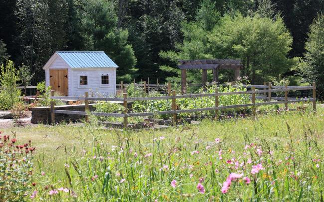 Edible Garden Residential – Ambler Design Stowe, Vermont